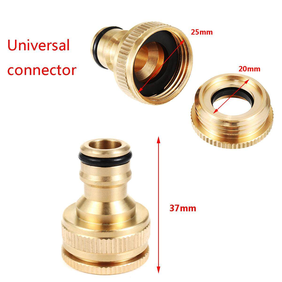 Hình ảnh OUTSIDE TAP CONNECTOR BRASS 3/4