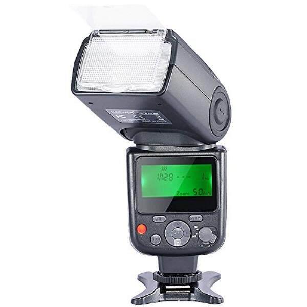 Neewer NW-670 TTL Flash Speedlite dengan Layar LCD untuk Canon 7D Mark II, 5D MARK II III, IV, 1300D, 1200D, 1100D, 750D, 700D, 650D, 600D, 550D, 500D, 100D, 80D, 70D, 60D dan Canon Kamera DSLR-Intl