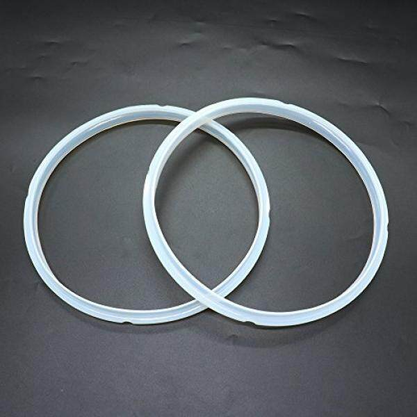 Pack Of 2 Replacement Silicone Sealing Ring for Instant Pot, Fit for 5qt/6qt Instant Pot - intl