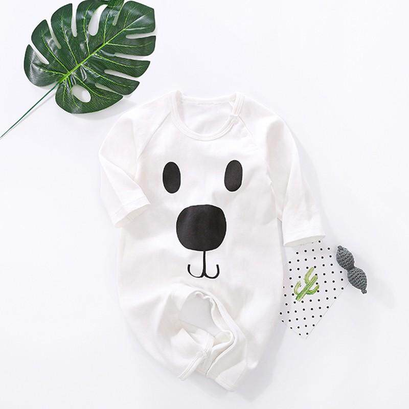 baby clothes Newborn cotton clothing Baby cute cartoon panda baby clothing - intl