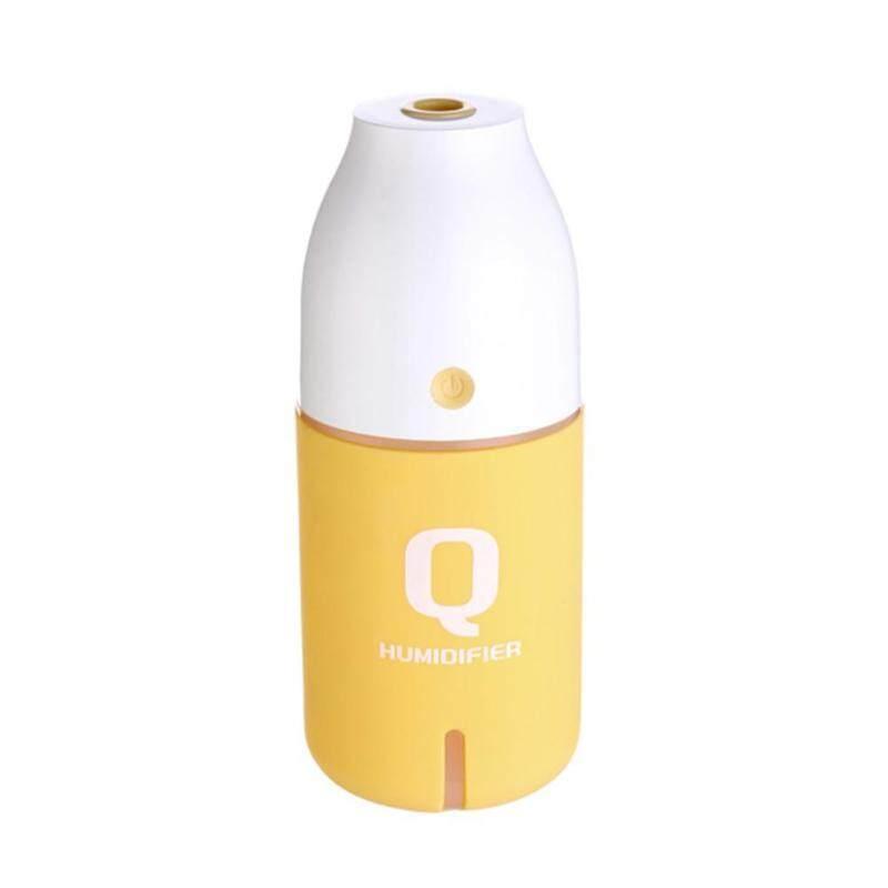 Bảng giá Minil USB Bottle Ultrasonic Humidifier Bottle with LED Nightlight - intl