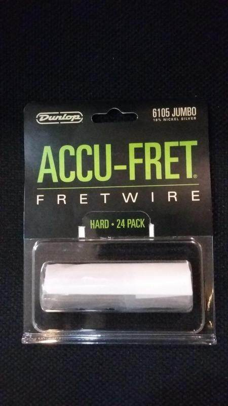 Jim Dunlop 6105 Guitar Fret Wire 24 Pack for A Malaysia