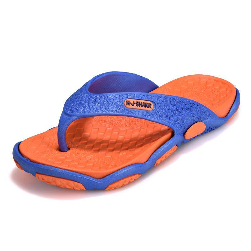 69e0eefd6 Fashion men flip flops breathable men s beach shoes casual shoes outdoor  summer flip flops for men