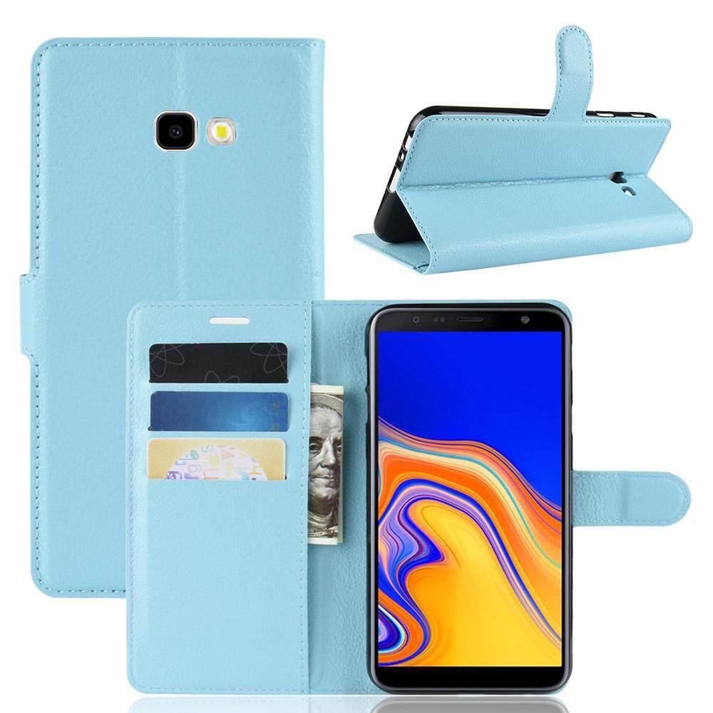 Fitur For Samsung Galaxy J4 2018 Case Handmade Rhinestone Case