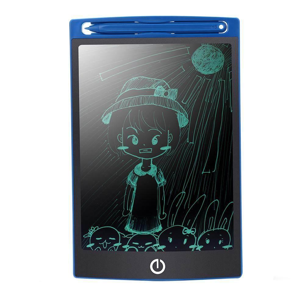 Bestdon LCD Menulis Tablet 8.5 Inci Layar Mengunci Elektronik Papan Tulis Portabel Tulisan Tangan Notepad-Internasional