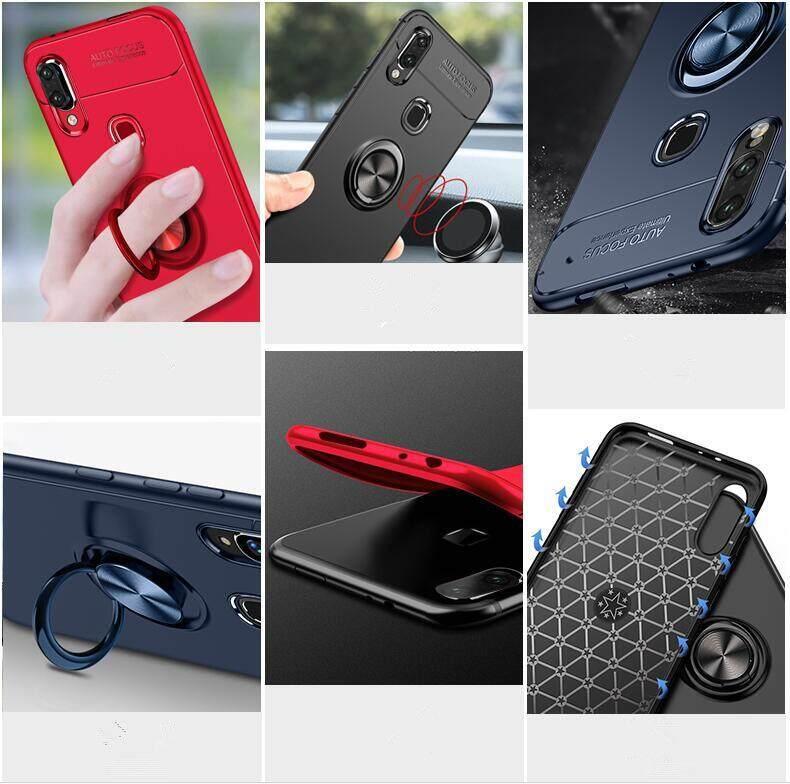 Untuk VIVO NEX Anti-Knock Multifungsi Magnetik Hisap Wadah Cincin Jari Case  . f5769cdb4e