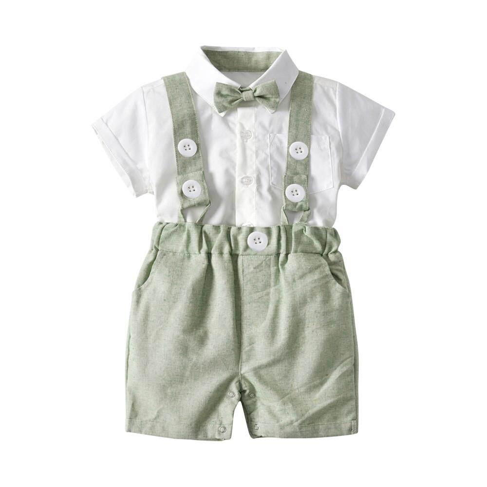 ... lengan panjang pria baju kemeja (Putih 000. Source · CNB2C Anak-anak Bayi Laki-laki Musim Panas Pria Dasi Kupu .