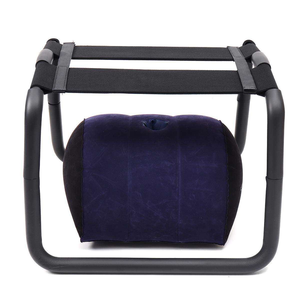 Bảng giá ToughageDetachable Bounced Chair Inflatable Pillow Swing Love Position Stool [Sponge Seat Cushion combo]