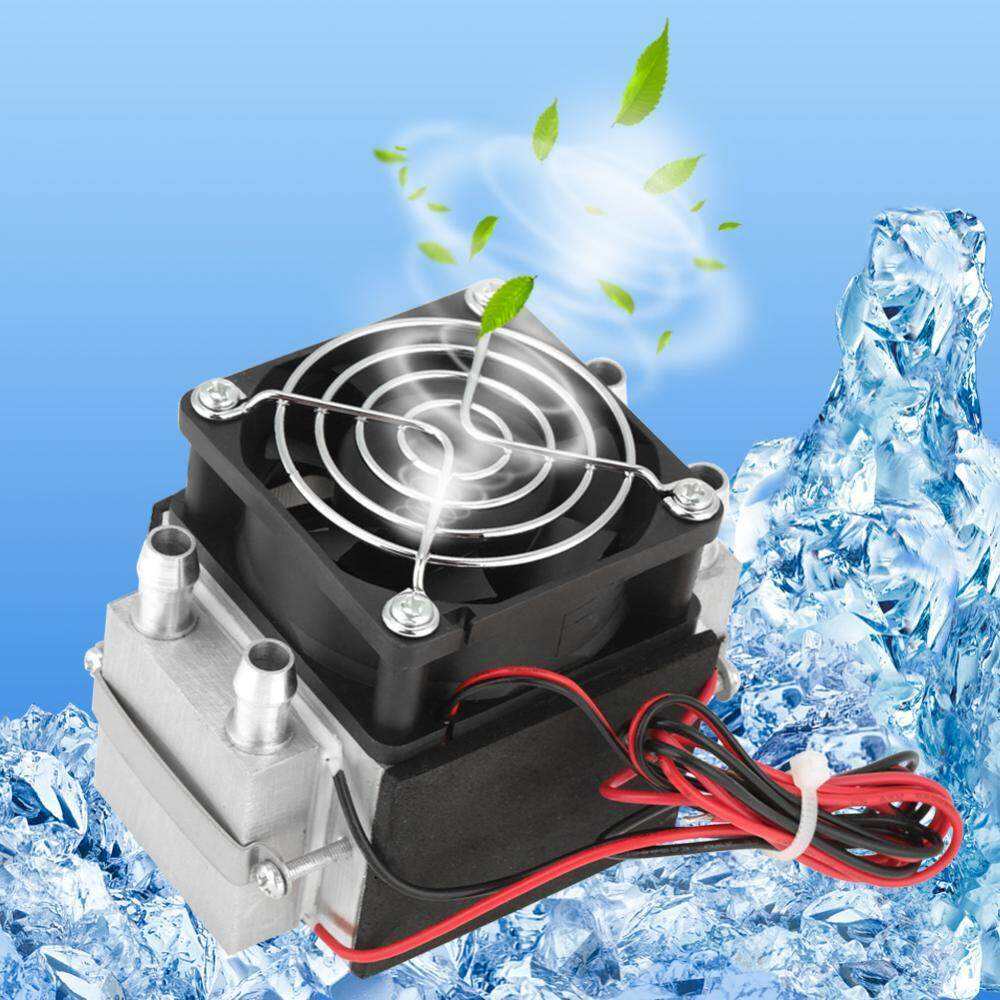 2-chip 12V 240W Electronic Semiconductor Refrigeration DIY Air Cooling System Malaysia