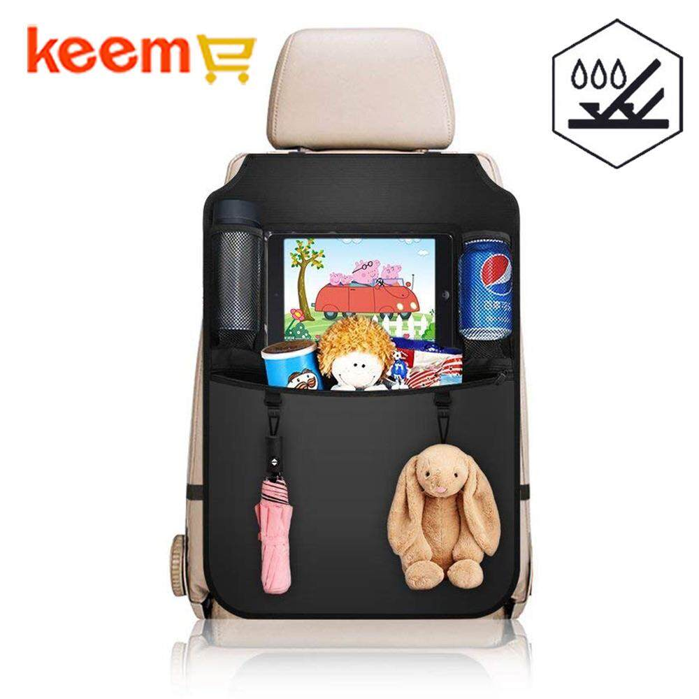 Car Seat Back Cover Mat Baby Feeding Bottle Snack Tablet Organizer Cartoon Storage Bags Multi-functional Hanging Holders With The Most Up-To-Date Equipment And Techniques Mother & Kids