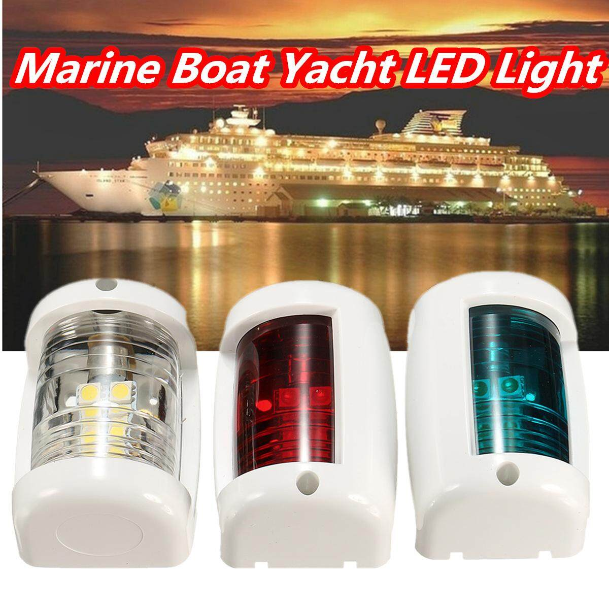 Original 12v Marine Boat Yacht Led Navigation Compass Light For Sail Ship Vehicle Car Electronic Atv,rv,boat & Other Vehicle