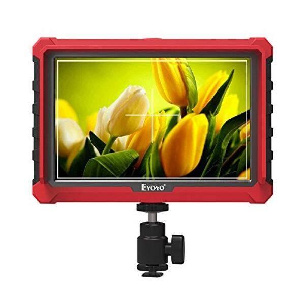 A7S 7 Inch 1920X1200 IPS Di Monitor Lapangan Kamera Mendukung 4 K HDMI Input Loop Kamera Keluaran-Layar Atas untuk DSLR kamera Mirrorless SONY A7S II A6500 Panasonic GH5 Canon 5D Mark IV DJI RONIN M-Intl