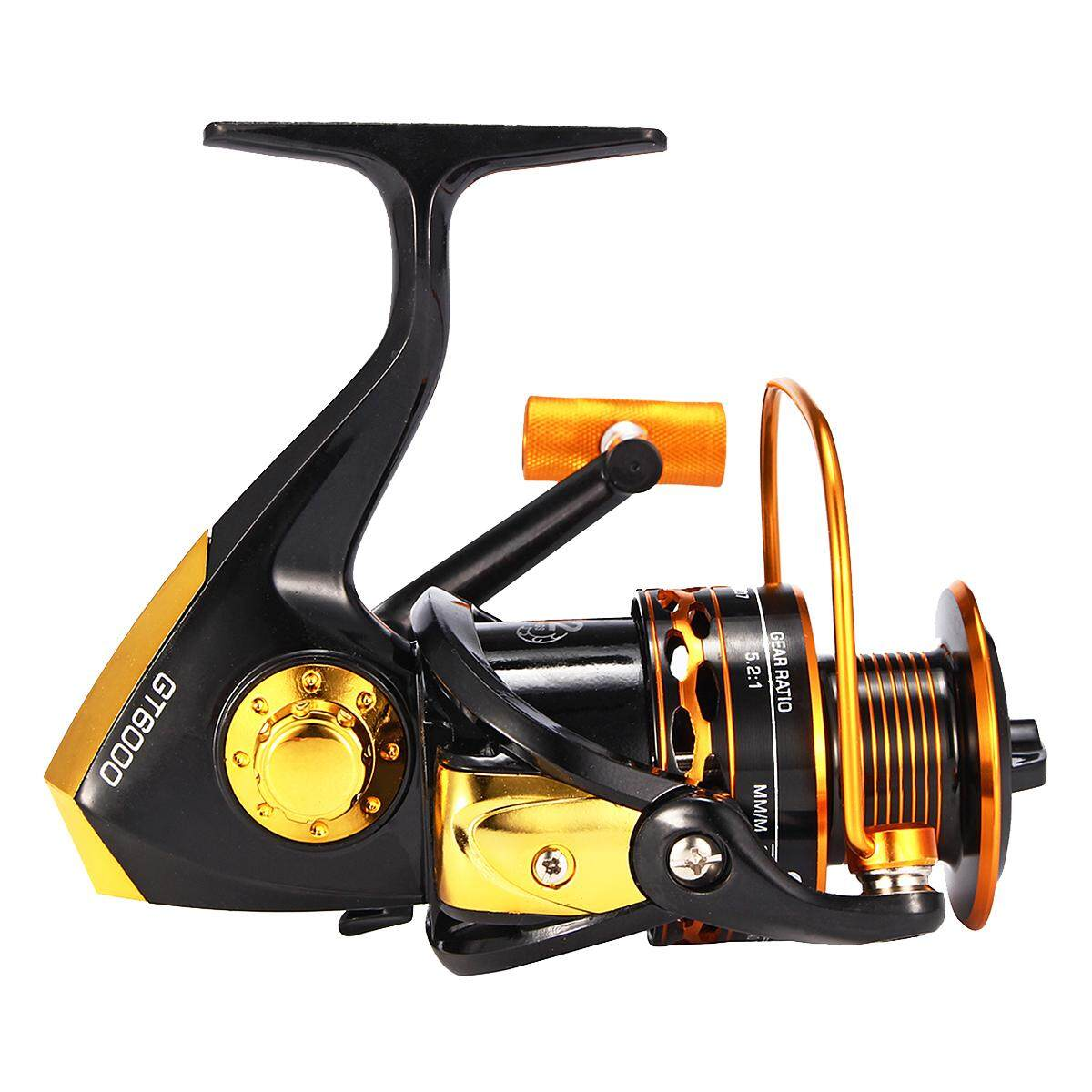 Ball Bearing Right Left Hand Freshwater Saltwater Fishing Spinning Reels # Model 5000
