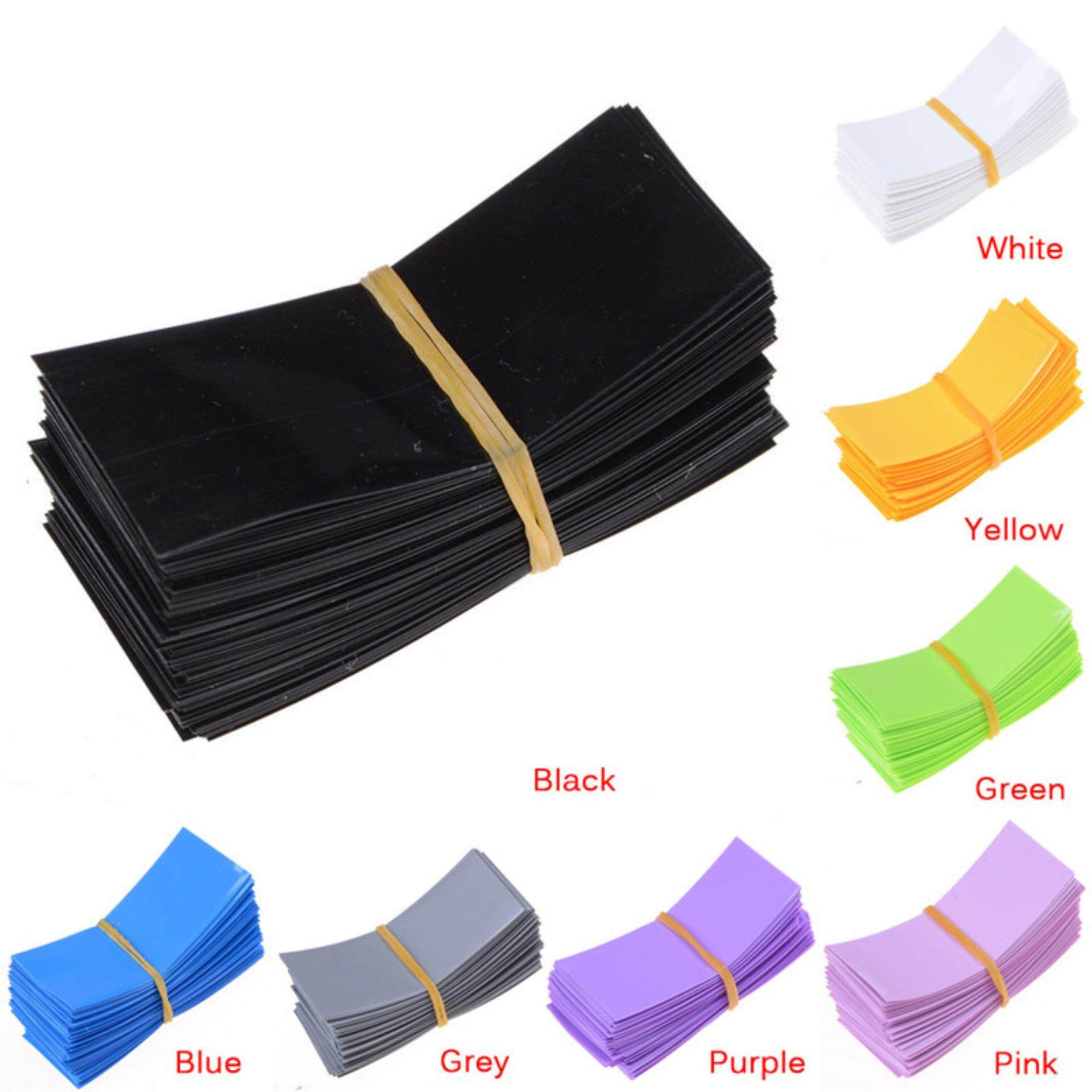 Electrical Equipment For Sale Electricals Prices Brands Review Typical Wiring 4 Pole 3 5 Mm Jack Veli Shy 100pcs 18650 Battery Wrap Pvc Heat Shrink Tubing Precut Film Tape Cover Durable