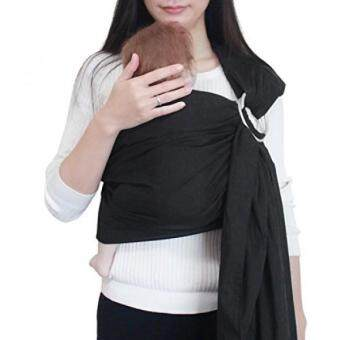 Bandingkan Vlokup Baby Sling Ring Sling Carrier Wrap Extral Soft