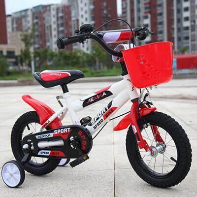 477f9922776 Children Bicycle 16-Inch Kids Stroller 14-Inch Baby 2-3-6
