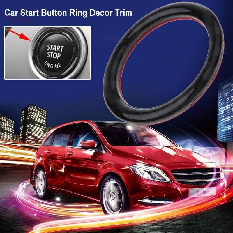 Wishmall Benz W205/W213/GLC One-Button Start Decorative Ring