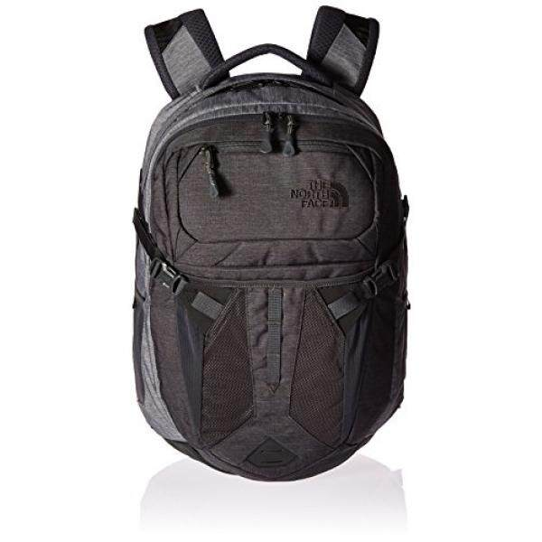 6186aecd8d9 The North Face Recon Backpack - TNF Dark Grey Heather TNF Grey Heather - One