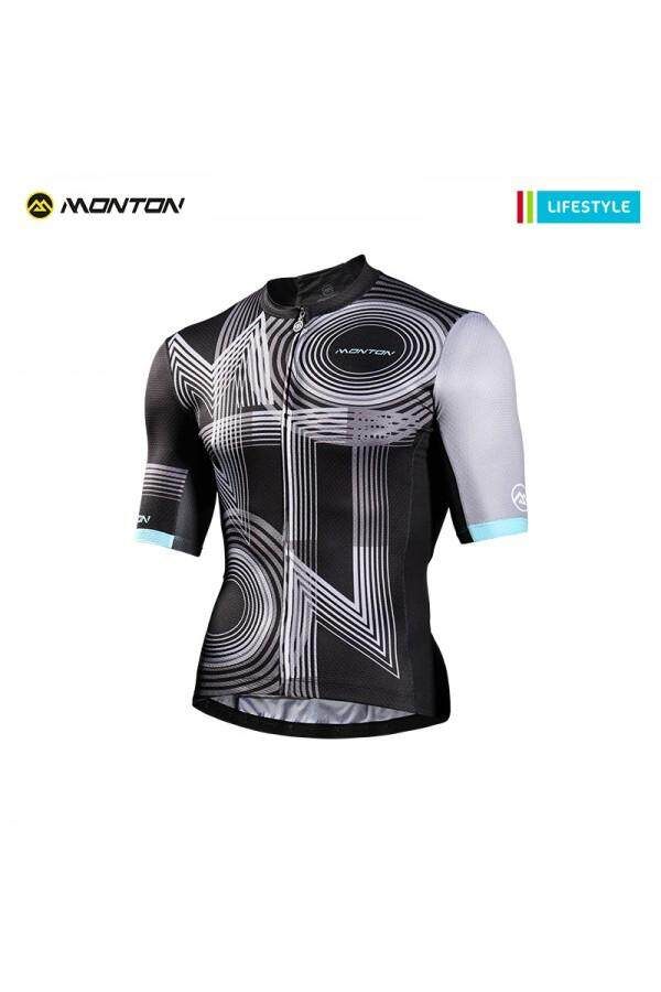 MONTON MENS CYCLING JERSEY LIFESTYLE ICONA