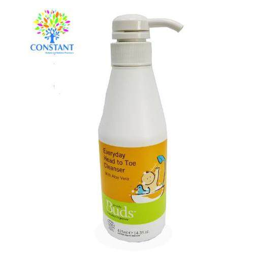 Buds Everyday Head To Toe Cleanser 425ml