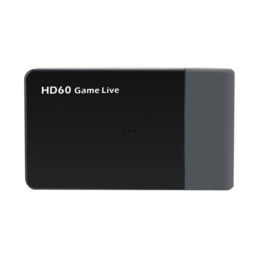 Ezcap261m Usb 3.0 Mengambil Hd Video 4 K 1080 P Game Live Video Streaming Converter Mendukung 4 K Video Hd Di Luar Mic Di Untuk Xbox Satu Ps4 Wii U By Tomtop.