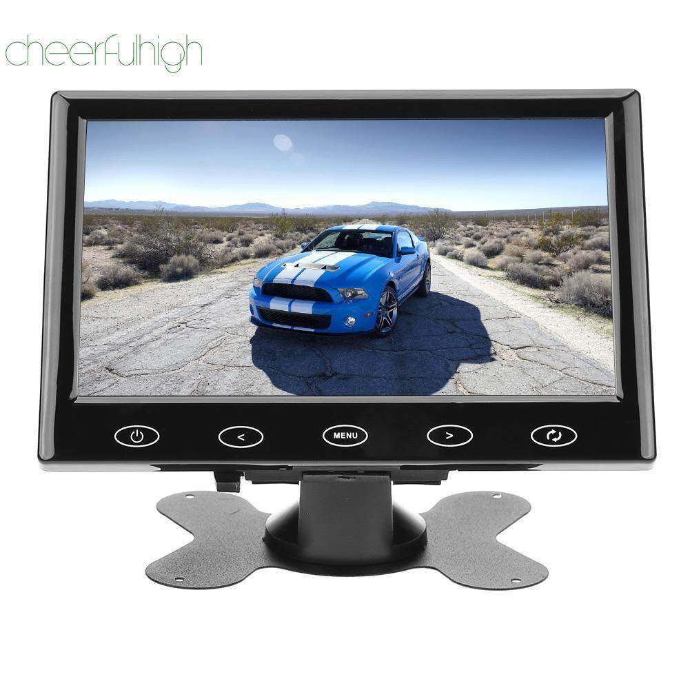 7 inch TFT LCD Touch Screen Ultra-Thin Auto Car Rear View Camera Monitor - intl