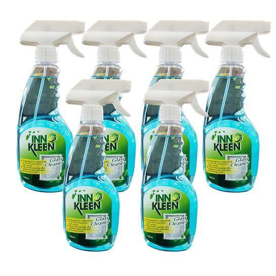 [SUPER SAVER] Set of 6 INNOKLEEN HOME Glass Cleaner 500ML