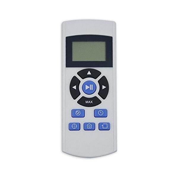 Replacement Remote Control for ILIFE A6 Robotic Vacuum Cleaner - intl Singapore