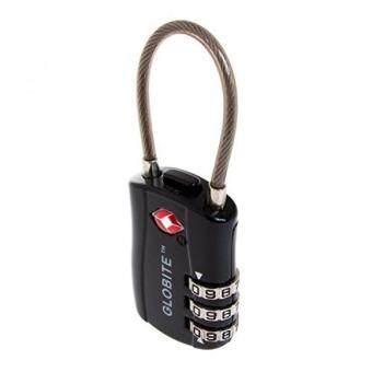 การส่งเสริม TSA Lock - TSA Approved Luggage Combination Lock by Globite Australia ซื้อที่ไหน - มีเพียง ฿2,569.52