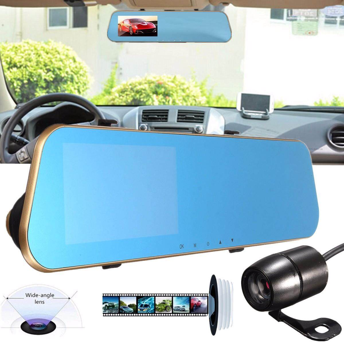 Back To Search Resultsautomobiles & Motorcycles Car Video Surveillance A5 7 Inch Dashcam Driving Mirror Dvr Android 8.1 Car Stereo Mp5 Player+car Rearview Camera+car Dvr