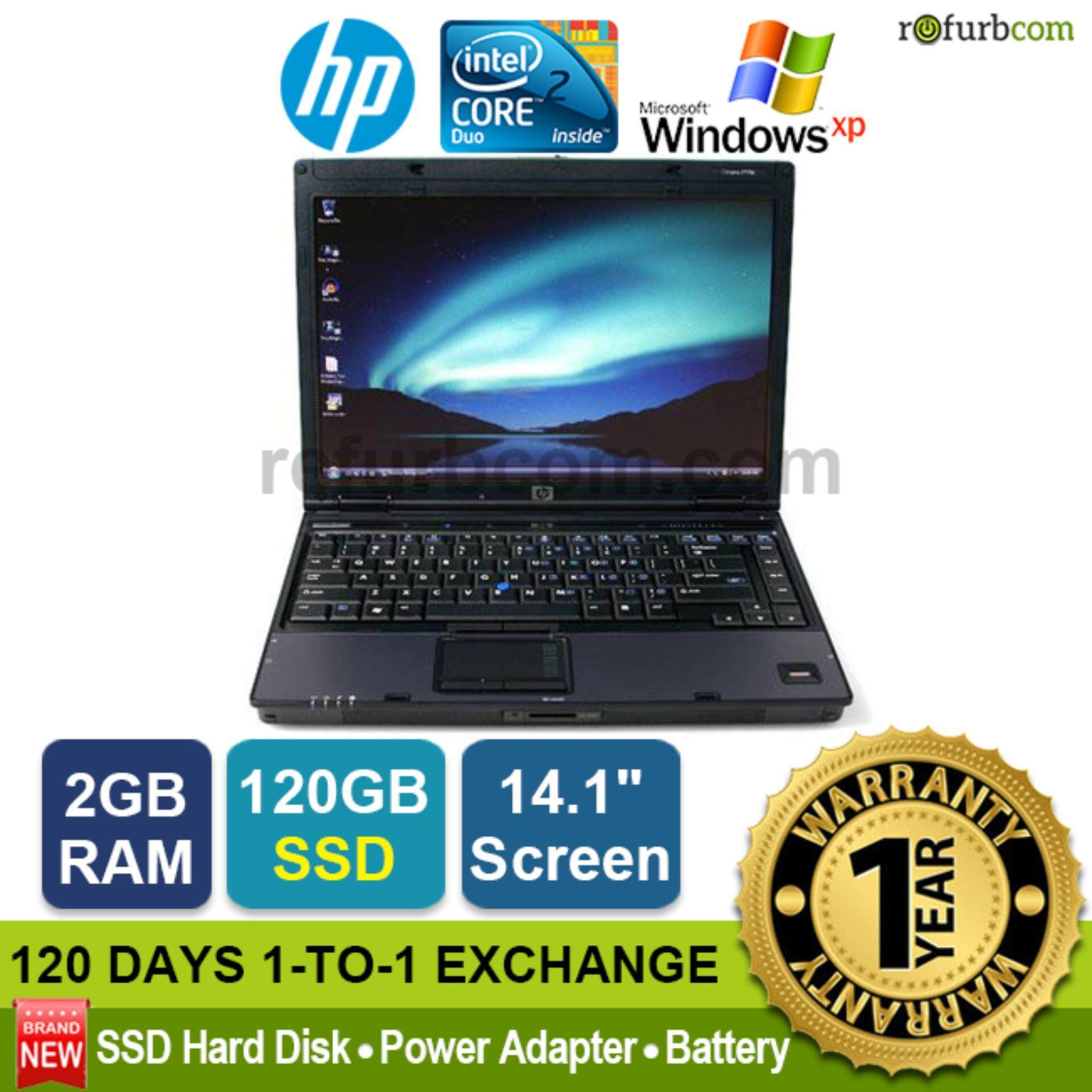 HP COMPAQ 6910 / CORE 2 DUO [refurbished] Malaysia
