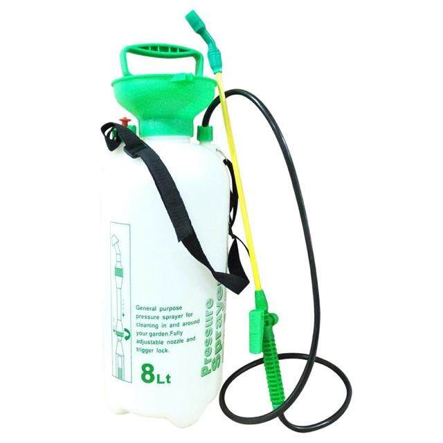 NICEMAN PRESSURE SPRAYER PUMP MANUAL GARDEN SPRAY KNAPSACK KILL WEEDS CHEMICALS