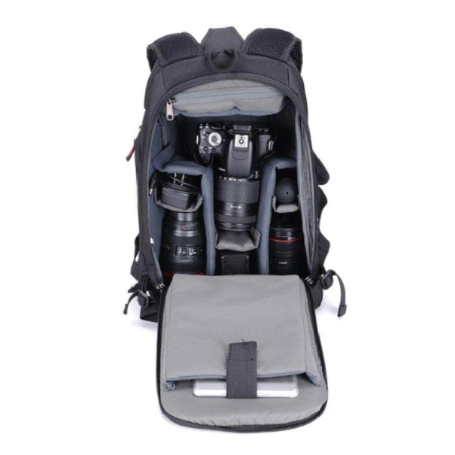 2018 Professional Outdoor Shoulder Photo Bag Waterproof Wearable Anti Seismic Multi Function Large Capacity Single Lens Digital Camera Bag Xjb