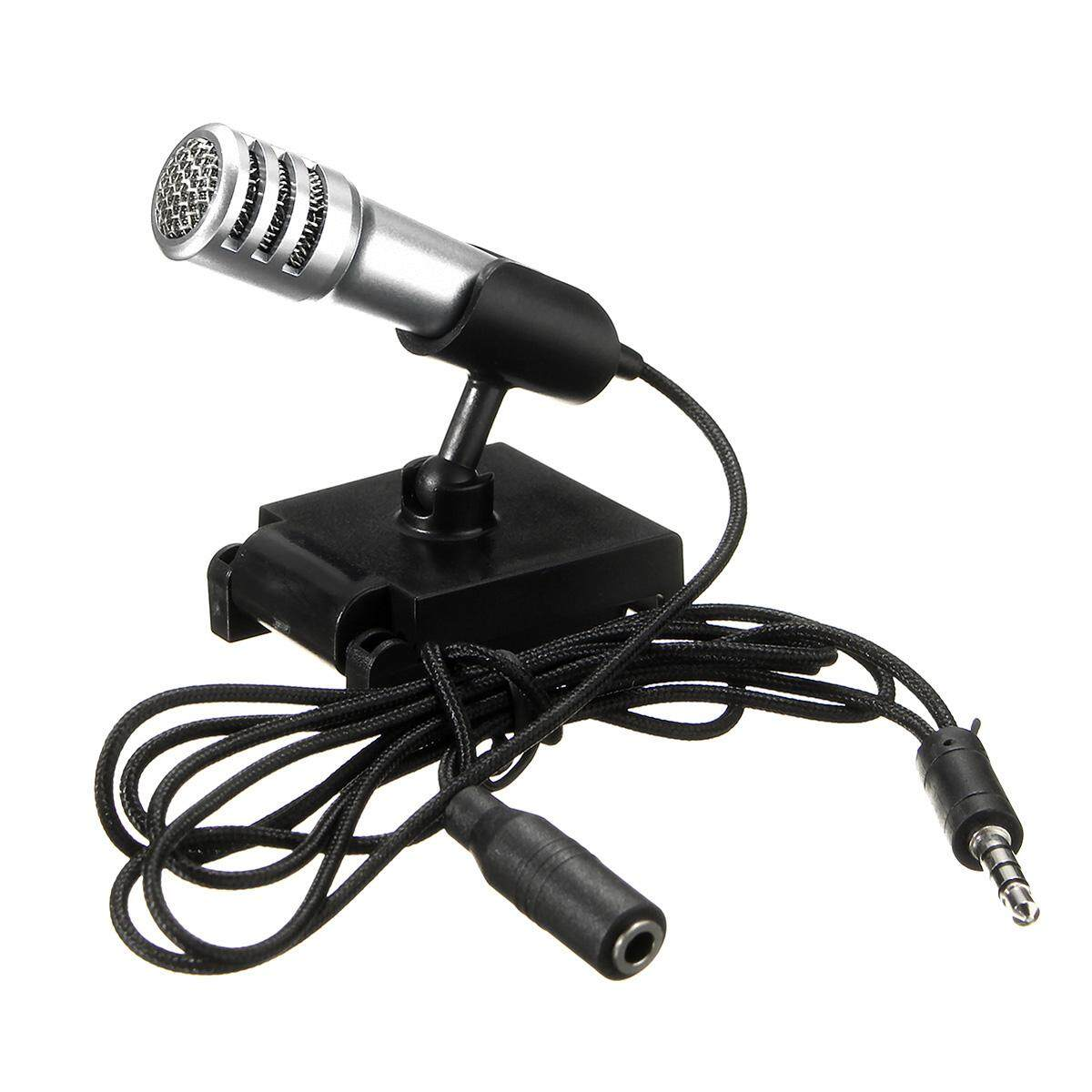 35mm Mini Singing Karaoke Microphone Mic HP iphoneSamsungSOnyAndroidZenfonedll PC Laptop Reverberation. Source · Untuk Ponsel Mini Handheld Ujaran Studio ...