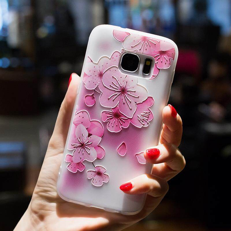 Ponsel Selubung Sarung Telepon untuk Samsung Galaksi J7 Prime Case -Internasional
