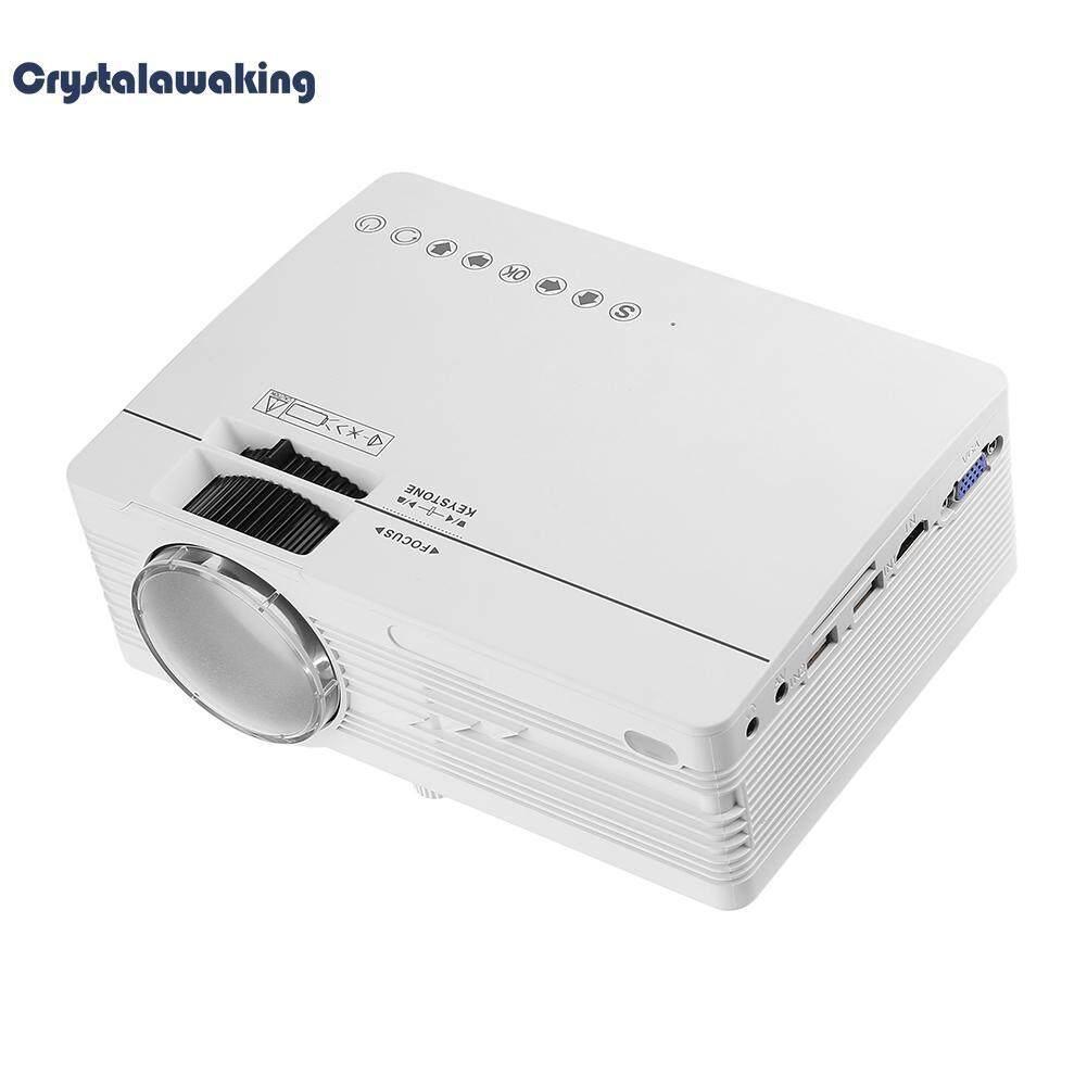 AK90 Portable LED Cinema Video Digital HD Home Theater Projector Beamer