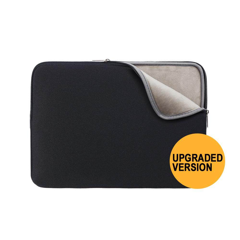 14 Inch Laptop Sleeve Case Soft Padded Cover Carrying Bag For Chromebook Notebook Ultrabook By Rainyear.