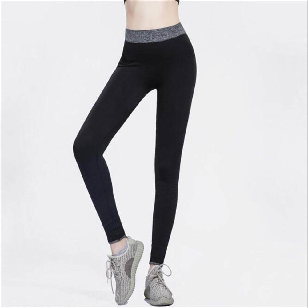 ccd098e39da66 HiQueen Women Sexy Elastic Yoga Sports Pants Wicking Force Exercise  Quick-dry Leggings