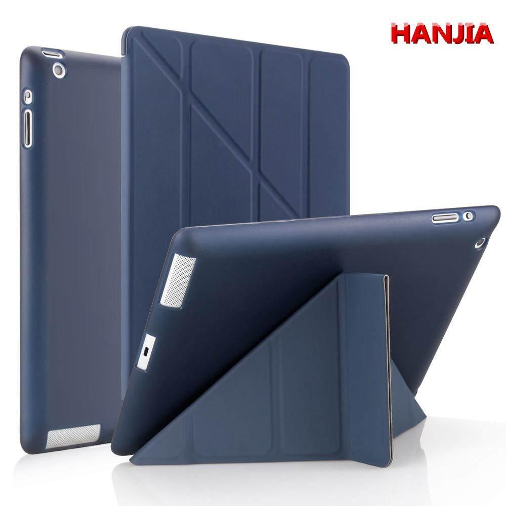 สำหรับ Apple Ipad 2 3 4 Case, Hanjia สำหรับ Ipad 2, พลิกเคสสำหรับไอแพด 4, เคสซัมซุงสำหรับ Ipad 3, Stand Coque กรณี By Hanjia Video.