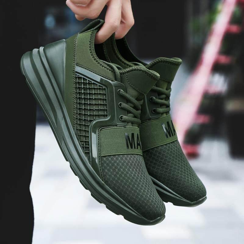 3eb1b1b65fed Yotta Fashion Sport Shoes Men Breathable Lightweight Sneakers American  European Cool Sneakers Big Size 39-47