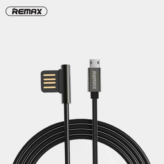 REMAX RC-054M 2.1A EMPEROR DATA CABLE MICRO USB