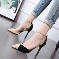 Women's Pointed Toe Pumps Club Shoes