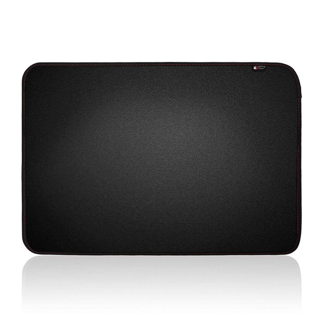 Untuk 21 Inch Apple iMac Portabel Tahan Debu Sarung Desktop Apple Monitor LCD Komputer Sarung dengan Tas Penyimpanan, Ukuran: 54.5X38.1 Cm (Hitam)