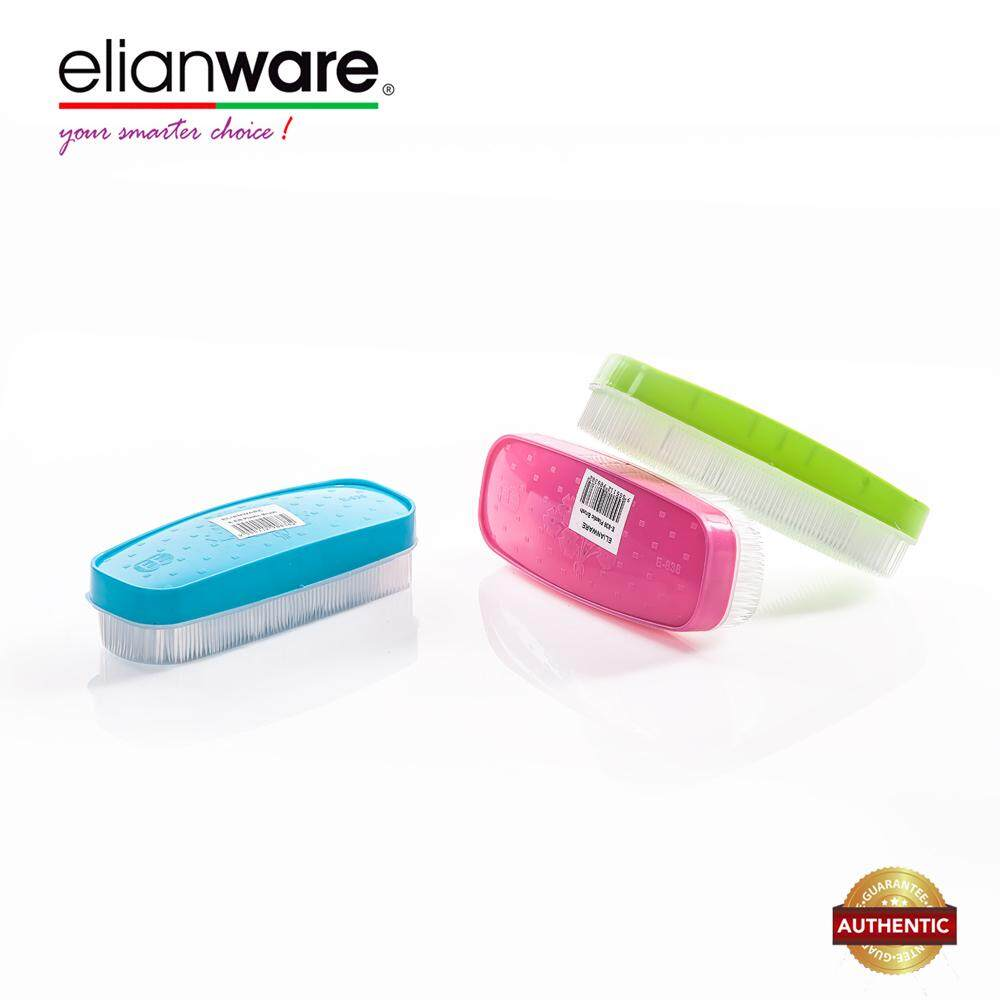 Elianware Durable Soft Plastic Clothes Cleaning Brush