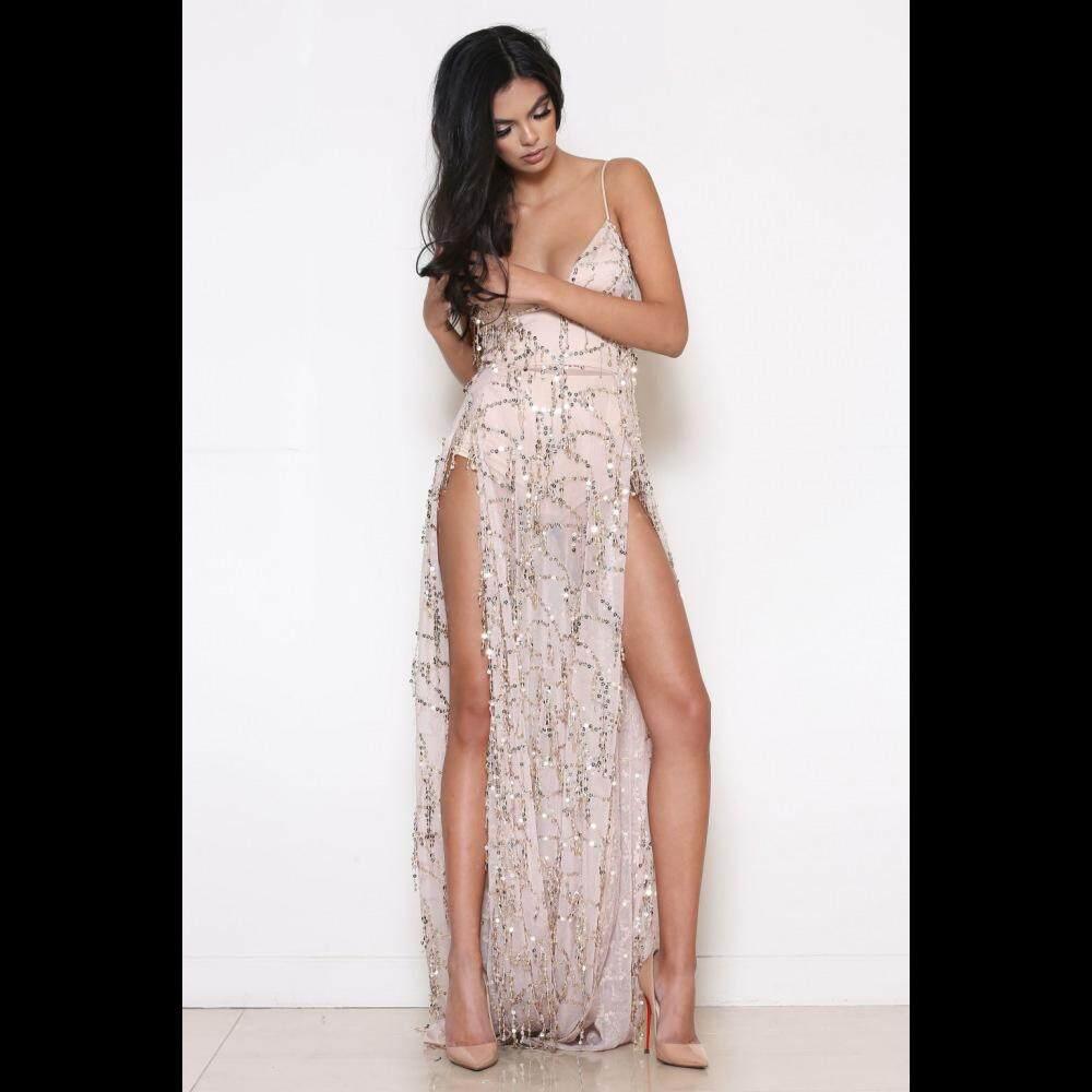 4c09a3b2bf5c7 Latest SUNAIS Women's Plus Size Dresses Products | Enjoy Huge ...