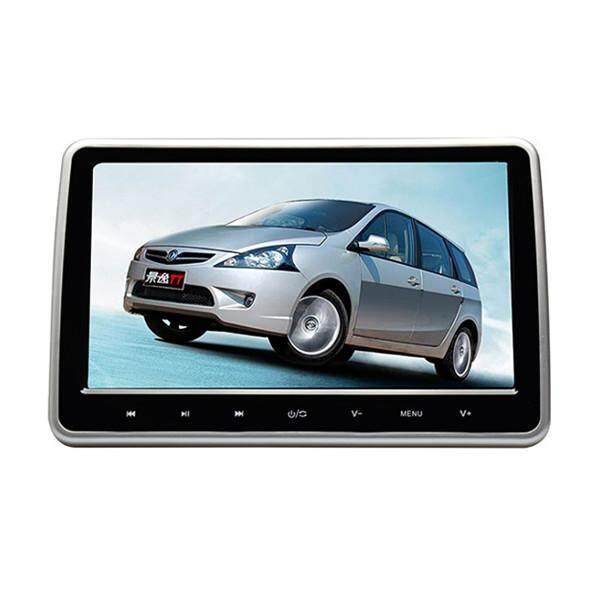 10.1 Inch Hd Digital Lcd Screen Car Head Rest Monitor Dvd Usb Sd Player Ir Fm - Intl By Audew.