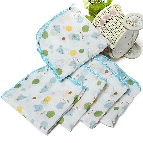 50pcs Baby Infant Newborn Soft Washcloth Bath Towel Bathing Feeding Wipe Cloth By Moonbeam.