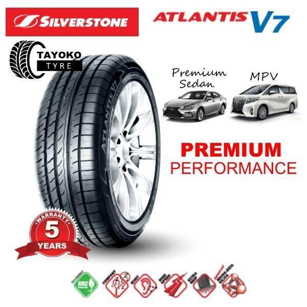 Silverstone Atlantis V7 Premium Performance Tyre Premium Sedan MPV