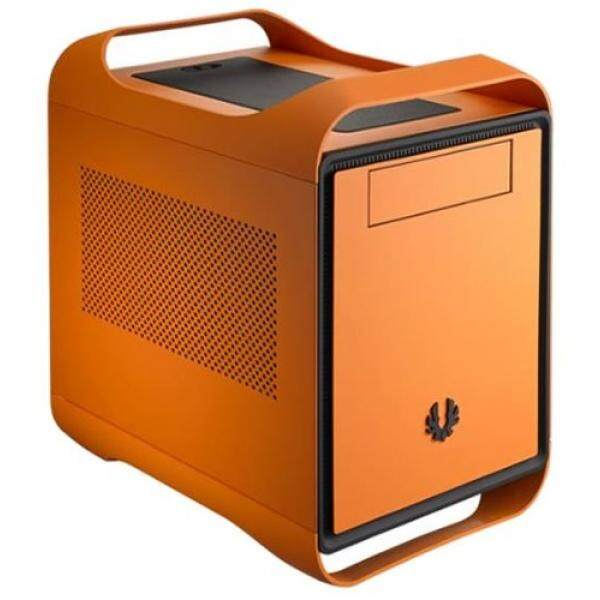 BitFenix Mini-ITX Tower Case Without Power Supply, Atomic Orange BFC-PRO-300-OOXKO-RP Malaysia