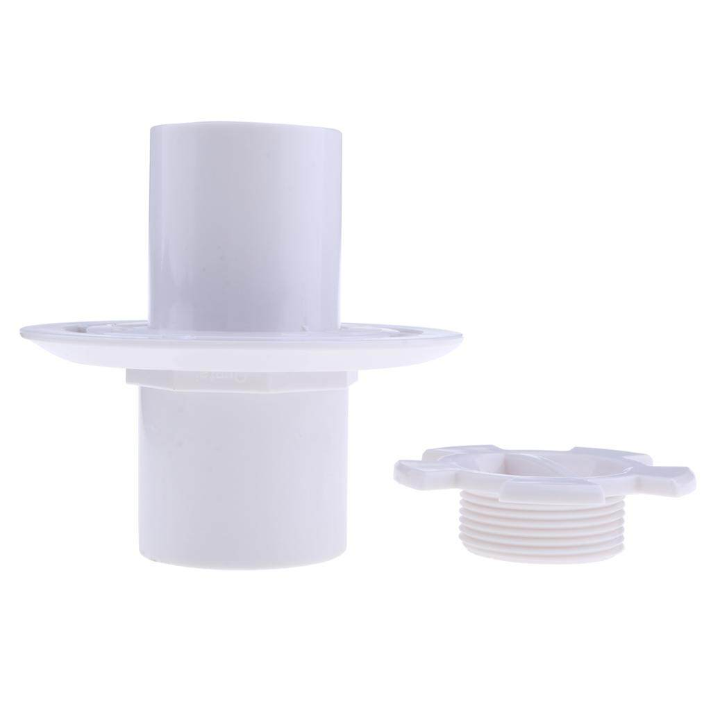 MagiDeal Swimming Pool Clean Out Nozzle Receptacles Vacuum Fittings for Concrete Pool